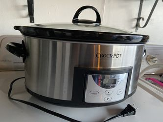 Crock pot - 6 qt for Sale in San Diego,  CA
