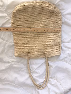 Straw Bag for Sale in Washington, DC