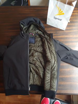 Tommy Hilfiger double layered jacket. Brand new for Sale in Martinsburg, WV