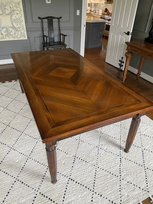 Crate and Barrel dining table for Sale in Leesburg, VA
