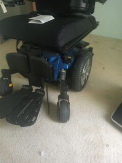 Power wheel chair for Sale in Browns Mills, NJ