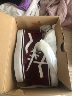 Vans size 12 brand new for Sale in Whittier, CA