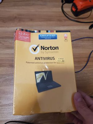 Norton by Symantec Antivirus UNOPENED for Sale in Palm Springs, FL