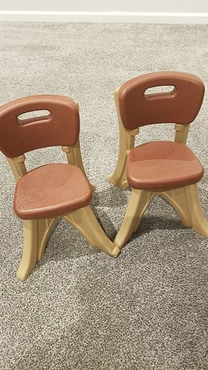 Step 2 toddler chairs for Sale in Ellicott City, MD