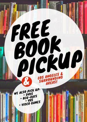 Free Book Pickups! for Sale in Los Angeles, CA