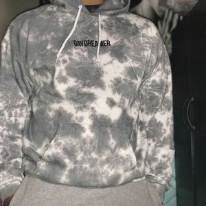 Grey and White Tie Dye Vintage Pull Over Hoodie 🖤 & Pink and White Tie Dye Vintage Pull Over Hoodie🎀 for Sale in New York, NY