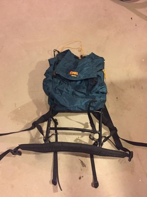 Hiking backpack for Sale in Worcester, MA