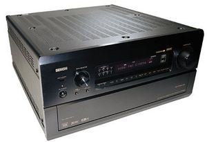 Denon AVR-5800 Audio Receiver THX DOLBY DIGITAL DOLBY PRO LOGIC 7.1 for Sale in Bala Cynwyd, PA