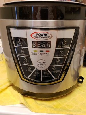 Power Pressure Cooker 8 oz. (Instant Pot type) for Sale in Mission Viejo, CA