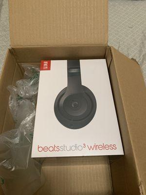 Beats studio 3 wireless headphones for Sale in Long Beach, CA