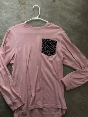 pink long sleeve for Sale in Beaverton, OR