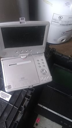 Two portable DVD players for Sale in TN,  US