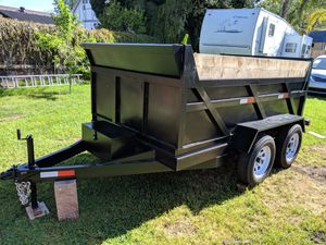 New And Used Dump Trailer For Sale In Sacramento Ca Offerup