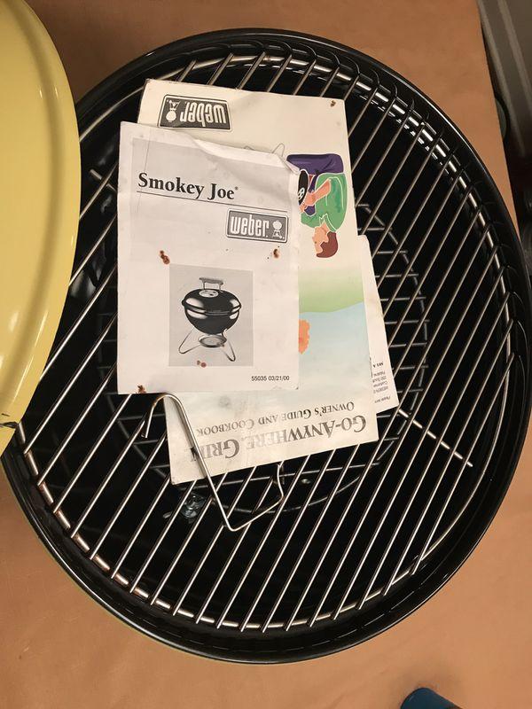 "Weber Smokey Joe ""The Simpson edition"""