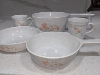 Corningware bundle set - $45 for Sale in Mount Vernon,  NY