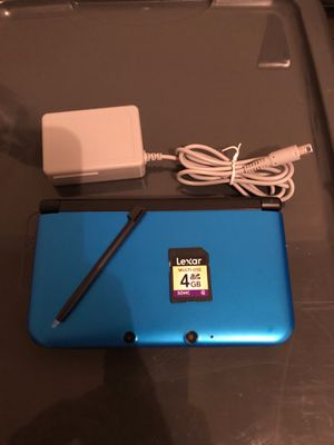 Nintendo 3DS XL with Charger for Sale in Suffolk, VA