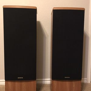 Onkyo SK-50 fusion speakers for Sale in Mesa, AZ