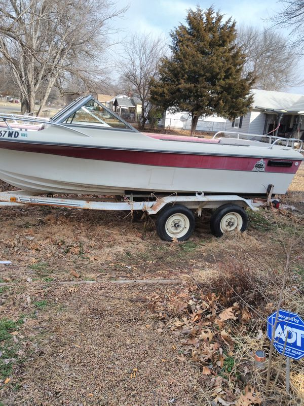 Titles in hand for boat and trailer best offer