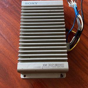 2x 30W Sony 2 Chanel Amplifier for Sale in Costa Mesa, CA