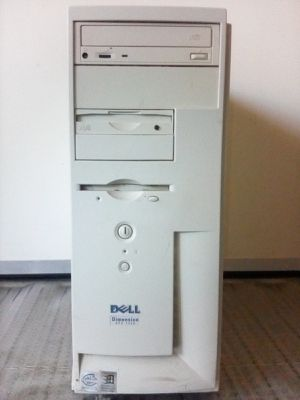 Dell™ Dimension XPS T600 Intel Pentium 3 600MHz Tower Computer for Sale for Sale in San Jose, CA