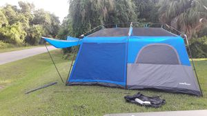 10 person instant popup tent for Sale in North Port, FL