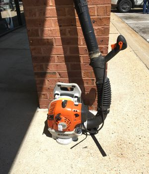 STIHL PACKBACK GAS LEAF BLOWER for Sale in Jessup, MD