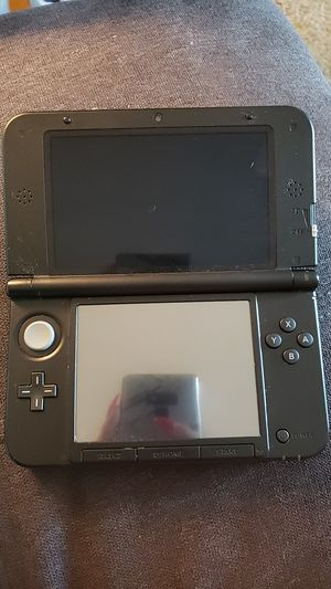 Nintendo 3D DS XL BLUE-PICK UP ONLY for Sale in Mantua, OH