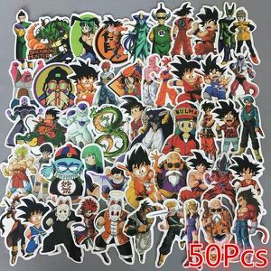 Dragon Ball Z GT Super Anime Stickers 50pcs for Sale in Los Angeles, CA