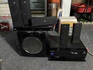 Surround sound system Ready to go for Sale in Cypress, CA