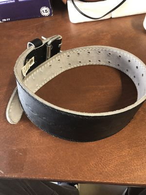 Weight lifting belt for Sale in Grand Prairie, TX