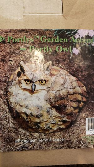 Secret key holder in the shape of an owl for Sale in Minot, ND
