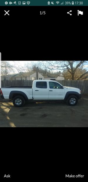 2013 Toyota Tacoma Double Cab for Sale in Milbridge, ME