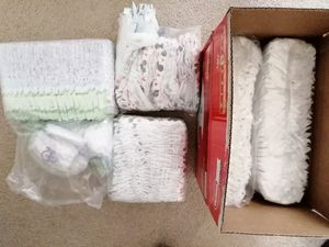 Huggies (110), Pampers (45) and luvs (40) diaper for sale, all of size 4 for Sale in Fremont, CA