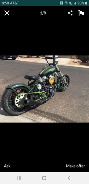 Harley Davidson S&S for Sale in Queen Creek, AZ
