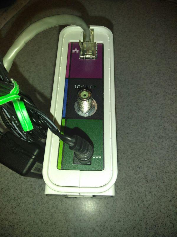 Arris cable modem