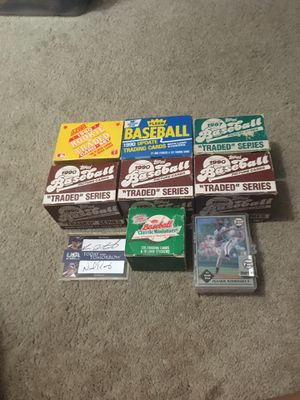 Baseball cards for Sale in Hewlett, NY