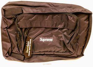 Supreme Duffle Bag Black FW19 for Sale in North Springfield, VA