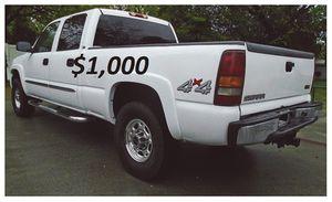 PRICE$1000 '03 GMC Sierra 1500HD for Sale in Fort Wayne, IN