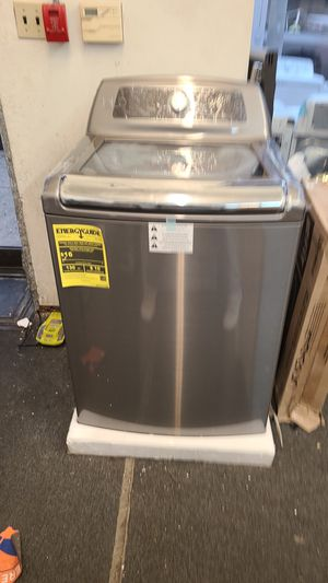 New Kenmore elite stainless steel washer for Sale in Philadelphia, PA