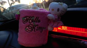 Hello Kitty Cup Holder for Car for Sale in Oceanside, CA