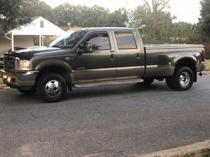 2004 Ford F-350 King Ranch Diesel 4x4 for Sale in Beltsville, MD