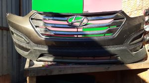 HYUNDAI Sante Fe 2014-17 Front Bumper Complete for Sale in Wilmington, CA
