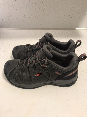 KEEN Women's Work Boots (size 8) for Sale in Grand Rapids, MI