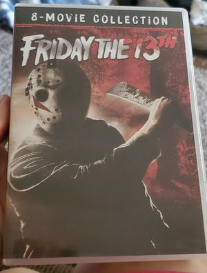 Friday the 13th dvds bought this set and realized I already had it for Sale in Vancouver, WA