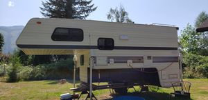 "Northland polar 9'6"" fullsize truck camper TRADE for Sale in Gold Bar, WA"