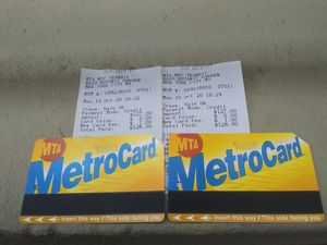 Monthly MetroCard for Sale in Brooklyn, NY