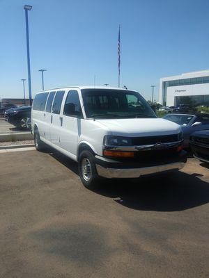 2016 Chevy Express Passenger lt 3500 for Sale in Scottsdale, AZ