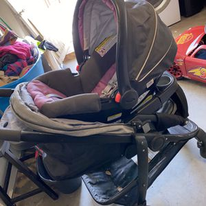 Graco Stroller & Carseat for Sale in Houston, TX
