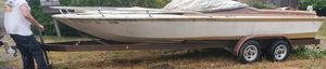 20' low profile boat trailer for Sale in Portland, OR