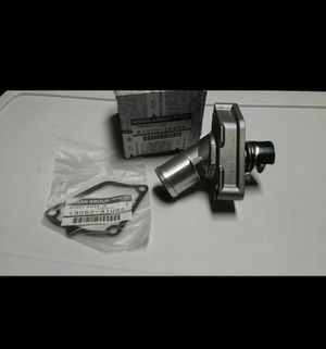 NISSAN INFINITI Thermostat & Gasket 21200JK20A G35 FX35. EX35 M35 350Z (Brand New OEM) for Sale in Los Angeles, CA
